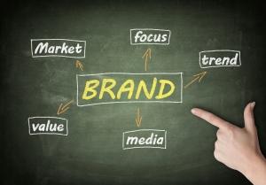 Brand on Blackboard
